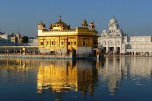 Goldener Tempel Amritsar